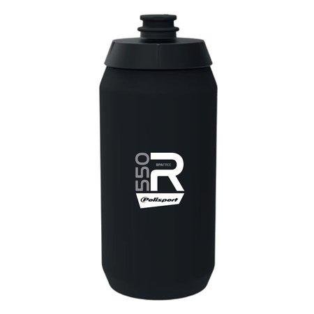 POLISPORT Bidon RS550 lichtgewicht - 550 ml - zwart