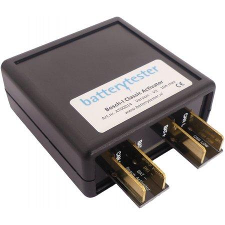 BATTERYTESTER Adapter Batterytester voor Bosch Classic (36V)
