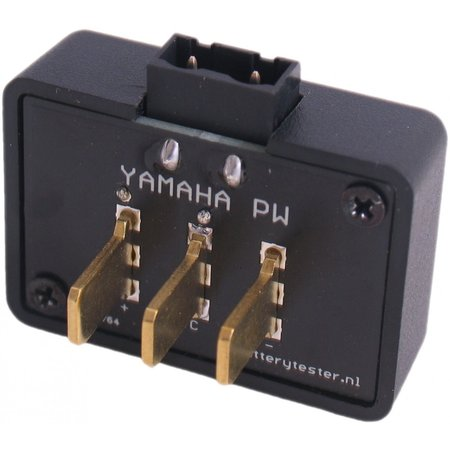 BATTERYTESTER Adapter Batterytester voor Yamaha PW system (36V)