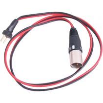 Kabeldeel Batterytester voor Gazelle Innergy (36V)