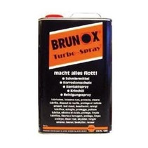 Brunox can Turbo spray 5 ltr