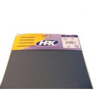 Schuurpapier HPX korrel 400 (4 stuks)