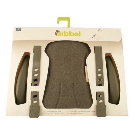 QIBBEL Duodl stylingset luxe canvas elements grijs voor
