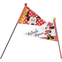 Fietsvlag Widek Minnie Mouse - deelbaar