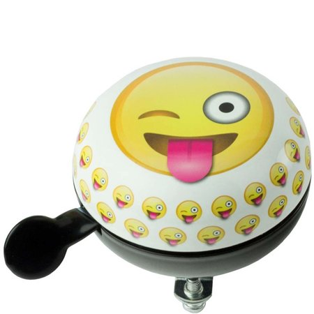 WIDEK BEL WIDEK EMOTICON DING DONG 60MM CRAZY