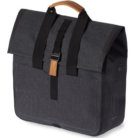 BASIL Basil shoppertas Urban dry charcoal