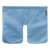 Windschermflap preston blauw passend op Bobike en