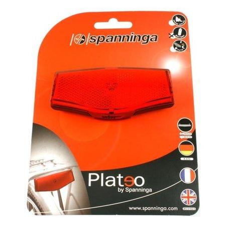 SPANNINGA ACHTERLICHT SPAN PLATEO XB 50/80MM