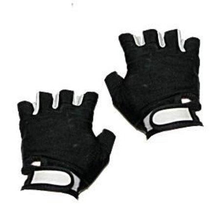 EXUS Handschoen fiets Lycra zwart - Diverse maten