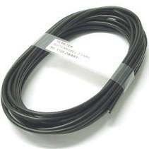 KABEL XLC WP ROL BUITEN 5.0MM 10MTR ZW 1125
