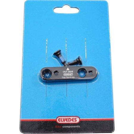 ELVEDES Elvedes Caliper 160mm A FM - FM zw