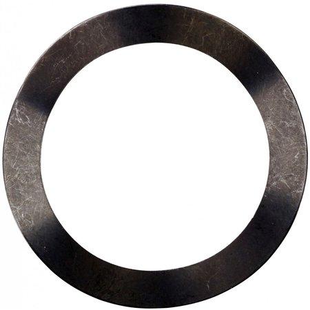 ELVEDES Aluminium veerring 31 x 22 x 0.3 mm (20 stuks)