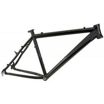 "Frame 17"" MTB aluminium 7005 S-Bend voor 26"""