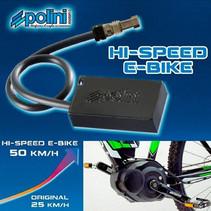Hi-speed E-bike module Polini Yamaha