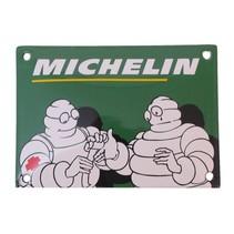 Emaille Bord 14*10cm Michelin