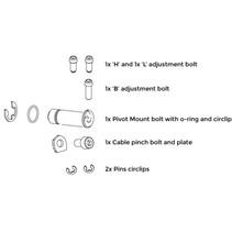 Onderdelenset One 11 speed achterderailleur
