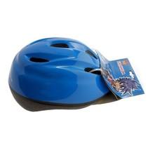 "Kinderfietshelm Race ""Car"" - blauw (52-56 cm)"