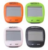 VENTURA Fietscomputer Ventura X  10-funkties Groen