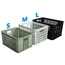Fietskrat Basil Crate - Div Maten: S,M,L