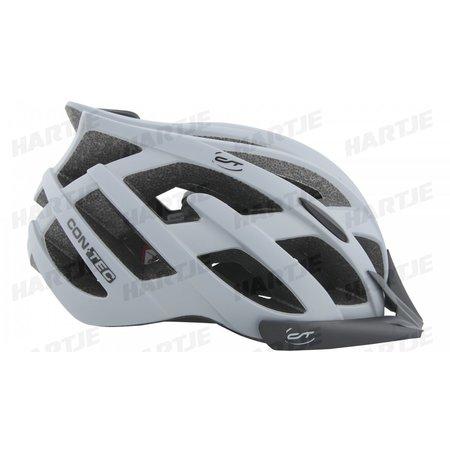 Cyclesoft CONTEC HELM SPORT CHILI. 25 MT:S 52-56CM GRIJS/ZW