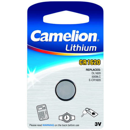 CAMELION Batterij  3V CR1620