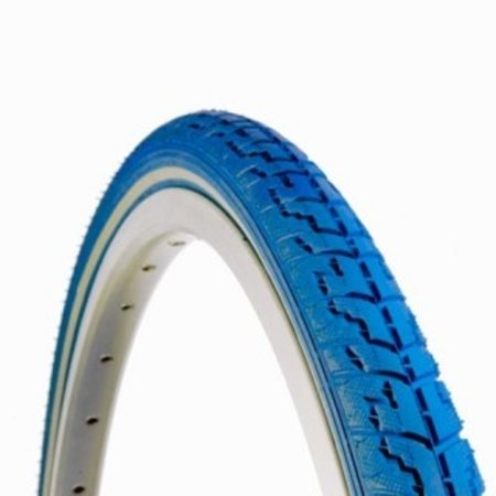 "DUTCH PERFECT Buitenband 28x1,40"" / 37-622 No Puncture - blauw"
