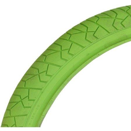 """deli tire Buitenband Freestyle 20x1.95"""" / 47-406 - groen met"""