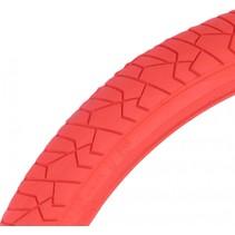 "Buitenband Freestyle 20x1.95"" / 54-406 - rood"