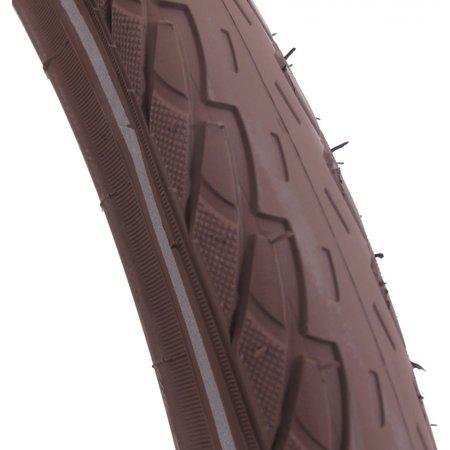 """deli tire Buitenband 26x1.75"""" / 47-559 mm - bruin met"""