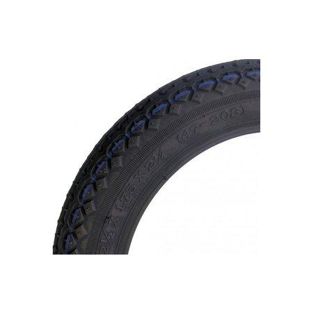 DEESTONE Buitenband Deestone 12 ½ x 2 ¼ / 47-203 - zwart