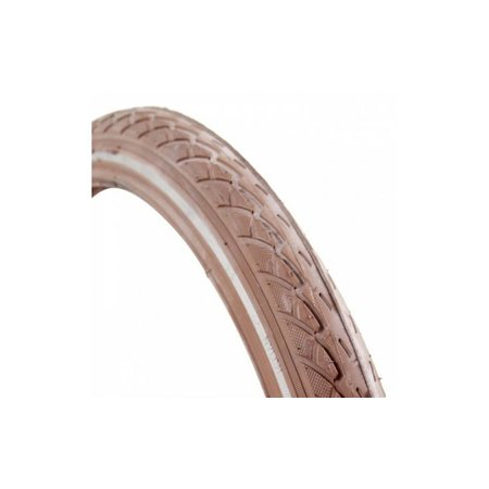 """deli tire Buitenband S206 20x1.75"""" / 47-406 mm - bruin met"""