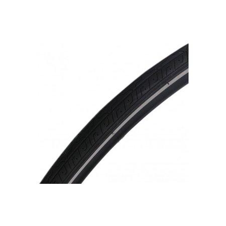 """deli tire Buitenband 27 x 1¼ """" / 32-630 - zwart met"""