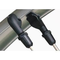 Mirage bevestiging spatbordstang 3,2mm (per 8)