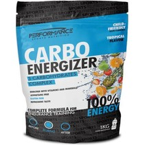 Carbo Energizer (Tropical, 1000 gram)