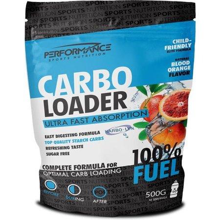 Performance Carbo Loader (Blood Orange, 500 gram)