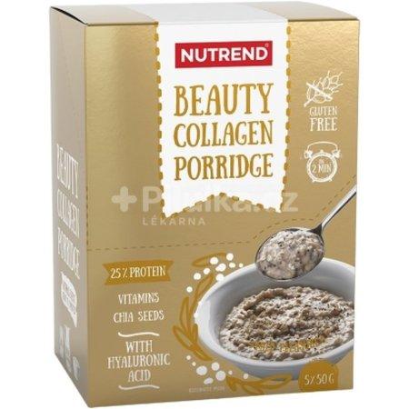 Nutrend Beauty Collagen Porridge (5 x 50 gram)
