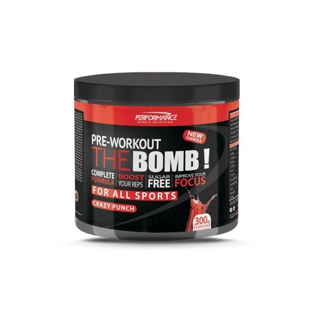Performance The Bomb - crazy punch 300 gram