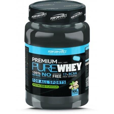 Performance Pure Whey - Pistache, 900 gram