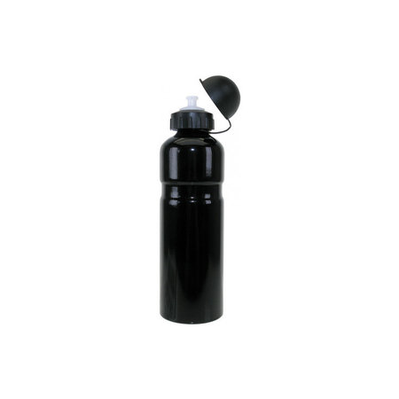 MERKLOOS Bidon aluminium 750 ml - zwart