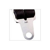 Snelbinder asbinder rubber met vaste asklem -