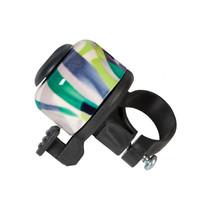 Fietsbel Decibell Art Collection Fusion - groen