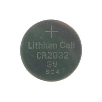 Batterij Mighty 3V CR2032  (5 stuks)
