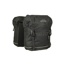 Dubbele tas Greenlands Travel Bag - Zwart