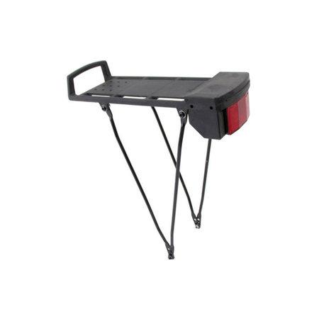 MERKLOOS Bagagedrager 26 inch ATB glasfiber zwart