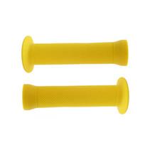 Handvatset BMX/Fixie 130mm  Geel