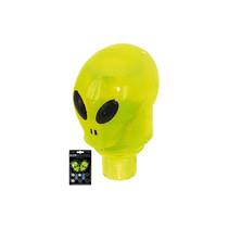 Ventieldop set 2x alien groen met led inclusief