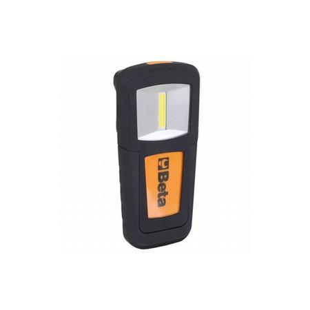 BETA TOOLS Compacte oplaadbare inspectielamp met ultra