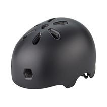 helm meta solid color satin black JXXS/JXS