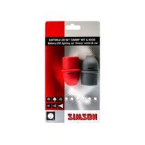 Simson verlichtingsset Simmy batterij