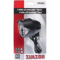 Simson koplamp Truss 6-60v 30 lux E-bike